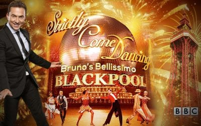 "Bruno's Bellissimo Blackpool – ""Released on Amazon – Christmas 2018"""