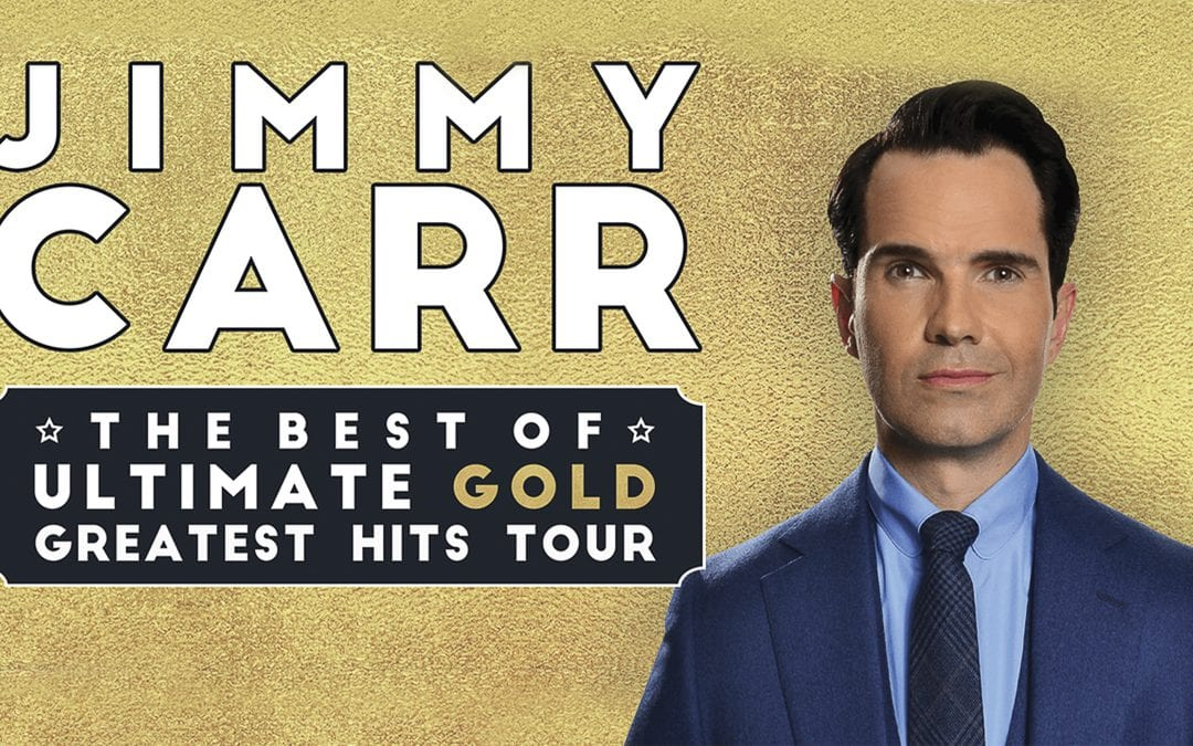 Jimmy Carr coming soon on Netflix