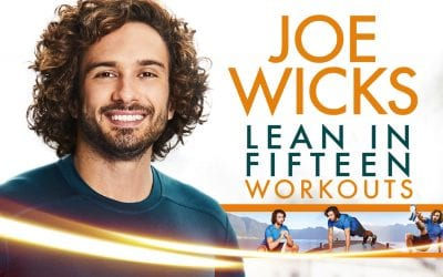 Joe Wicks – Lean in 15 – Available in December